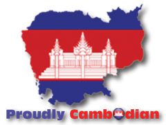 Proudly Cambodian